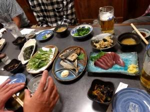梁山泊(八丈島郷土料理店)