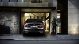 BMWリモートコントロール