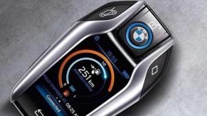 BMWディスプレイキー