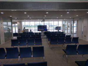 調布飛行場旅客ターミナル