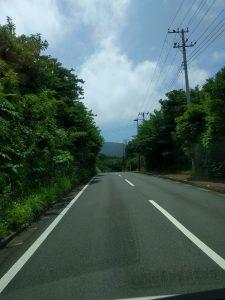 三宅島道路