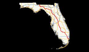 U.S. Route 27 in Florida