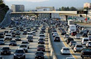 カリフォルニアの車事情